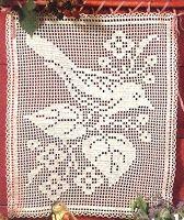 crochet em revista: Para a Eleia