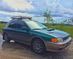 subaru impreza outback ground clearance