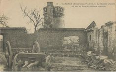 CARENCY, moulin Topart