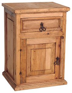 Our Rustic Microwave Stand Is A Creative Solution To The