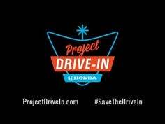In less than 3 months, the majority of American drive-in theaters will face closure with the movie industry's switch from film to digital. Upgrading to digital projection costs roughly $80,000. Honda's Project Drive-In aims to preserve this iconic part of American car culture http://projectdrivein.com/