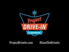 《2014坎城廣告獎》品牌就該做好事! Honda 挽救凋零的汽車電影院| Motive 商業行銷創意