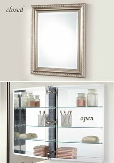 Best Of Beveled Edge Mirror Medicine Cabinet