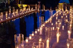 Nice 60+ Night Wedding Reception Decor Ideas https://weddmagz.com/60-night-wedding-reception-decor-ideas/
