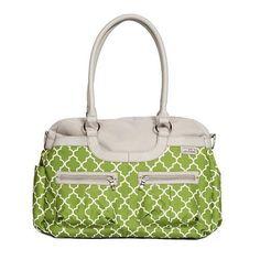 Celebrate the satchel! #diaperbags @BabyCenter @JJCole JJ Cole Satchel Diaper Bag in Aspen Arbor - $69.95