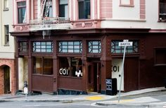 Coi (San Francisco, California) - Dining Out   Cooking For Engineers