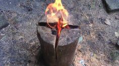 Swedish Log - 10 Alternative Methods Of Cooking During SHTF