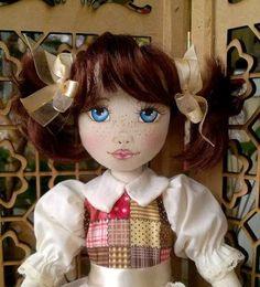 Bonecas de pano.  Soraia Flores