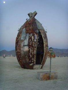 A meditation egg...