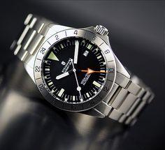 Steinhart Ocean Vintage GMT