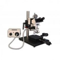 Meiji Techno's MC Series Precision Measuring Systems are composed of high quality metallurgical microscope components, precision X-Y stages and durable heavy duty stands. Meiji Techno measuring microscopes are available with 2-axis and 3-axis electronic digital readouts in inches and metric.