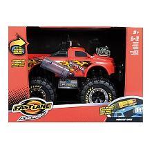 Fast Lane - Monster Truck Vermelho