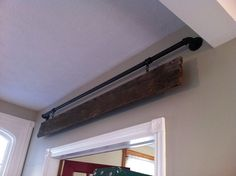 Omg i love this!  old barnwood sign...another reason i need a silhouette cameo!