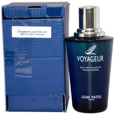 Voyageur by Jean Patou is a woody aromatic fragrance for men. Voyageur was introduced in 1995. The top notes are orange and grapefruit; middle notes are lavender and sage; base notes are sandalwood, oakmoss and cedar.
