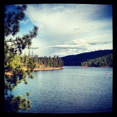 Trinity Lake, Ca spent every summer of my teen years here!