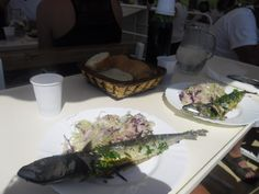 Voyage and its meal time. I remember that it was delicious- especially the whole bottle of wine just for us! :D