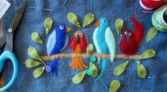 Time to Stitch: January 2015