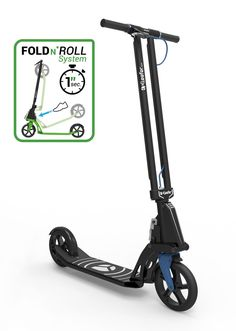 Designed and engineered in France, we are proud to present the latest addition to our wonderful range of Kick Scooters:...
