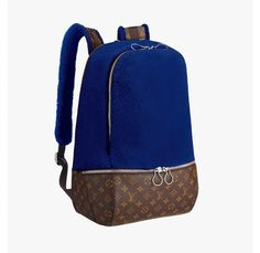 Louis Vuitton Fleece Pack Backpack Marc Newson Never Carried Pristine from Portero Luxury