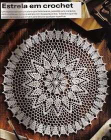 Crochet doily with pattern diagram Crochet Doilies, Crochet Projects, Dream Catcher, Decorative Plates, Crochet Patterns, Outdoor Blanket, Mandala, Christmas Tree, Rugs