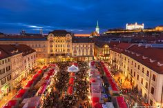 Alluring Eastern Europe offers travelers many exotic cities rich in history and culture. Here are 25 amazing places you should visit in Eastern Europe.
