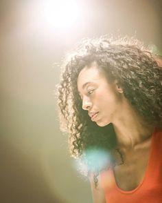 Something kind of magical in sunlight 💚☀️🍃 Corinne Bailey Rae, Dreadlocks, Actresses, Female, Sunlight, Hair Styles, Green, Instagram Posts, Bae