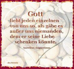 Gottes Liebe ist unbeschreiblich