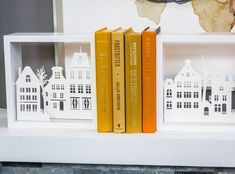 Ken Wingard is showing you how to make a set of bookends that will cost you less than ten dollars! Chalk Crafts, Crafts To Do, Paper Crafts, Diy Crafts, Home And Family Crafts, Home And Family Hallmark, Hallmark Homes, Painted Books, Craft Sale
