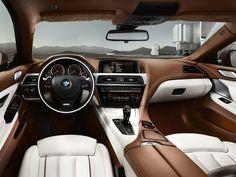 I Love this color combination! BMW 6er Gran Coupé