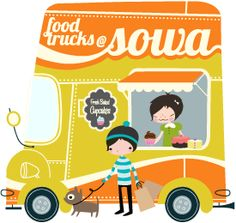 SOWA Boston! Food Trucks and more! Every Sunday from May–Oct
