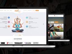 #Portfolio | Fabfit wellness by Infinitum Ventures Pvt ltd #design #mobileapp