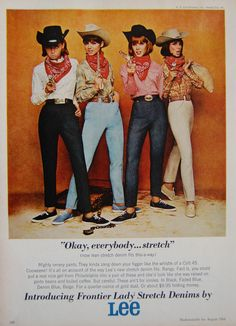 our vintage ads archive