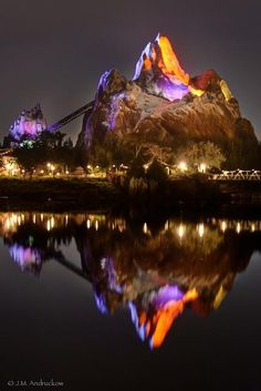Expedition Everest #photos, #bestofpinterest, #greatshots, https://facebook.com/apps/application.php?id=106186096099420