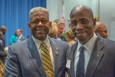 Col. Allen West attends an RNC reception honoring the courage & dedication of our nation's black military veterans.