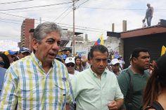 Alcaldes con la gente. martes 25 F  2014   Foto: Prensa Alcaldía de Iribarren