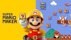 Super Mario Maker Preview, Trailer - http://gamesintrend.com/super-mario-maker-preview-trailer/
