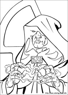Star Wars Coloring Pages 32 Kids Printables