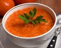 Gaspacho aux tomates (facile, rapide) - Une recette CuisineAZ