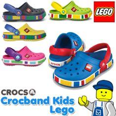 Crocs.com: 50% Off All LEGO Crocs – Hip2Save