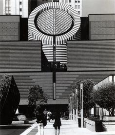 Mario Botta Museum of Modern Art San Fransico, USA 1989-1995