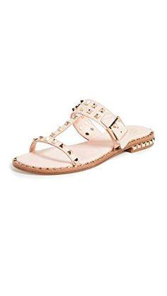 Slide Sandals, Flip Flop Sandals, Shoes Sandals, Flat Shoes, Metallic Oxfords, Ash Shoes, Sneaker Heels, Palm Beach Sandals, Huaraches
