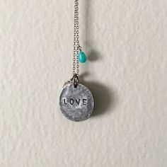 American Eagle Outfitters Jewelry - Simple love necklace