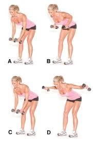 trap muscle workout women - Google Search
