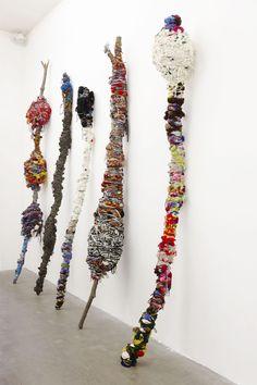 215 Best fiber sculpture & installation images | Sculpture ...