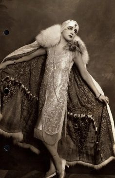 1920s: Noted drag queen Harry S. Franklyn was another popular performer during the Pansy Craze of the 1920s.