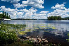 Raquette Lake NY by JL Deitz