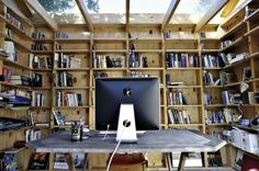 The Perfect Backyard Shed Office