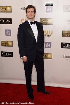 Henry Cavill - Critics' Choice Awards, Jan. 10, 2013-07 by Henry Cavill Fanpage, via Flickr