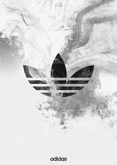 Adidas - Black // White project.