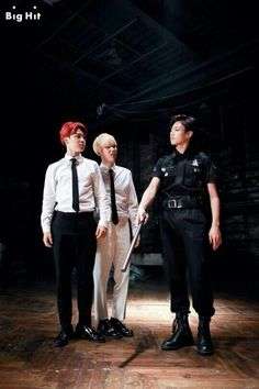Officer Jungkook